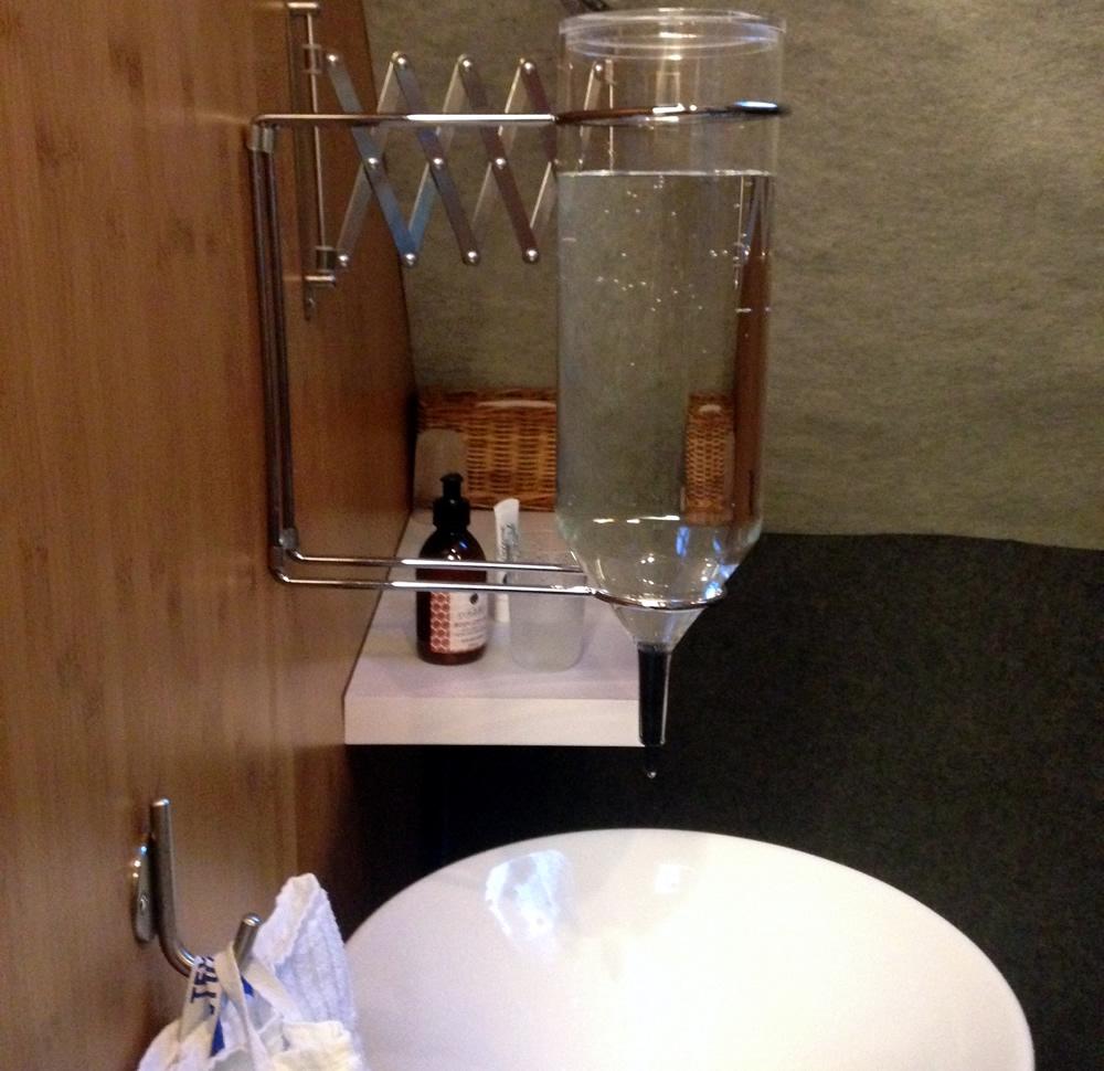 The alien faucet