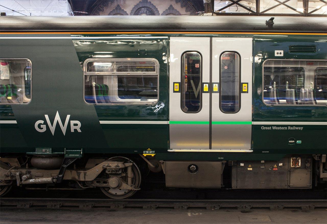 GWR livery
